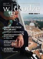 W drodze 08/2014: Sekretne życie Watykanu - sklep na Liturgia.pl